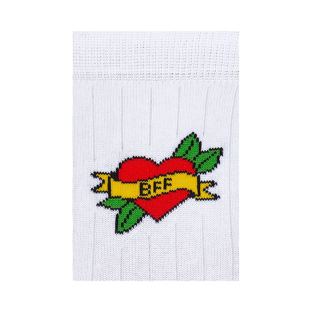 """Vaikų kojinės """"BFF ženklas"""" 3"""