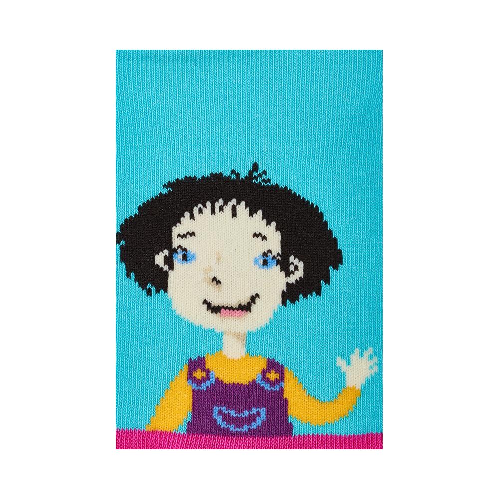 """Vaikų kojinės """"Kakė Makė"""" 3"""