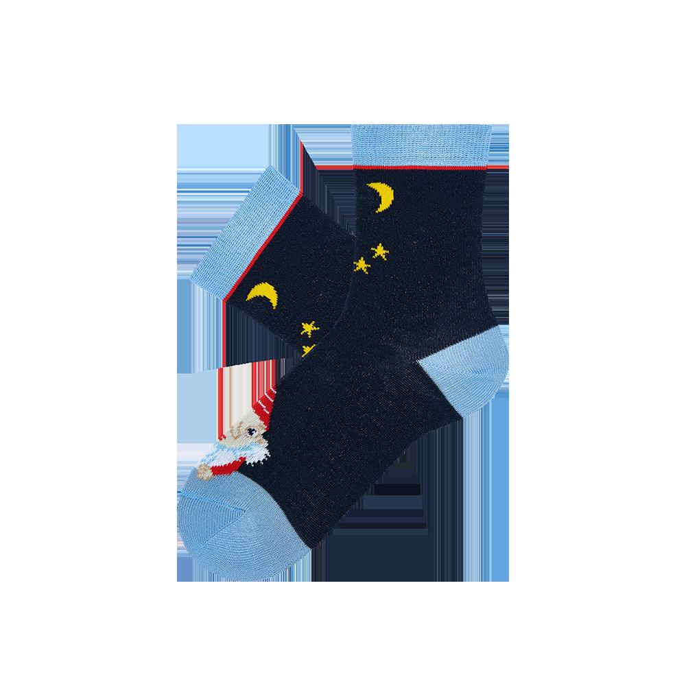 """Vaikų kojinės """"Netvarkos Nykštukas"""" 3"""