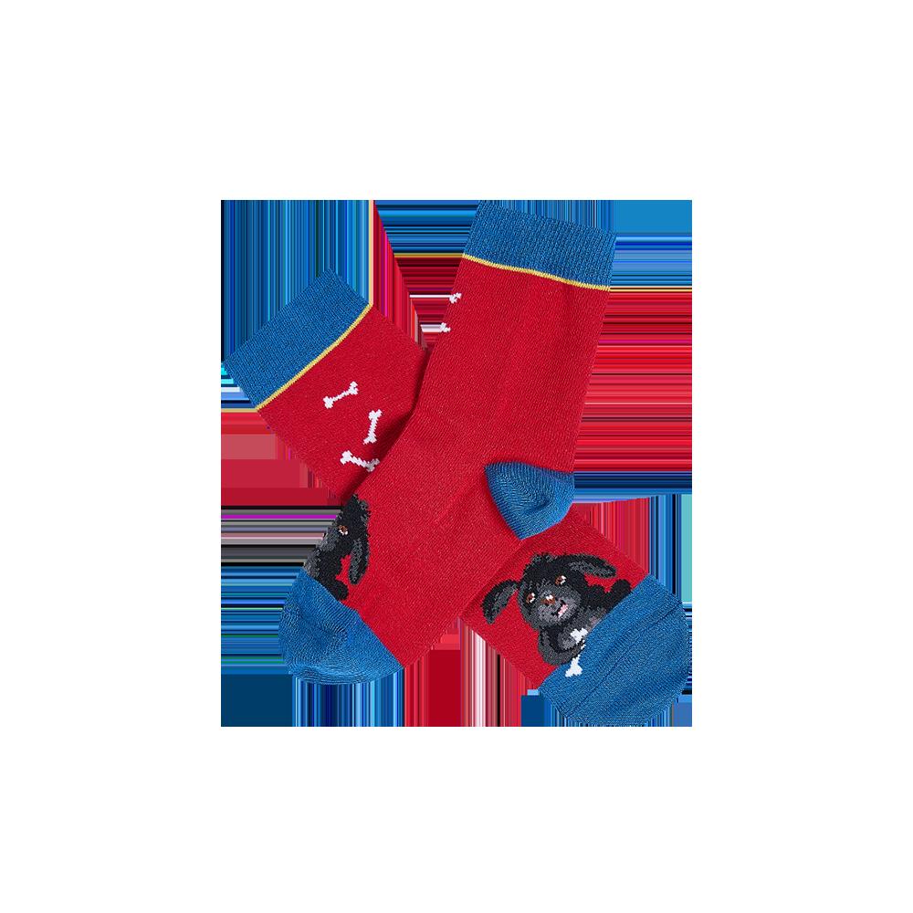 """Vaikų kojinės """"Šuniukas Čiūčia"""" 2"""
