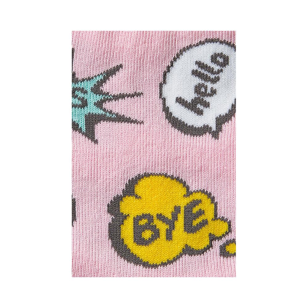 """Vaikų kojinės """"Komiksai girl"""" 3"""