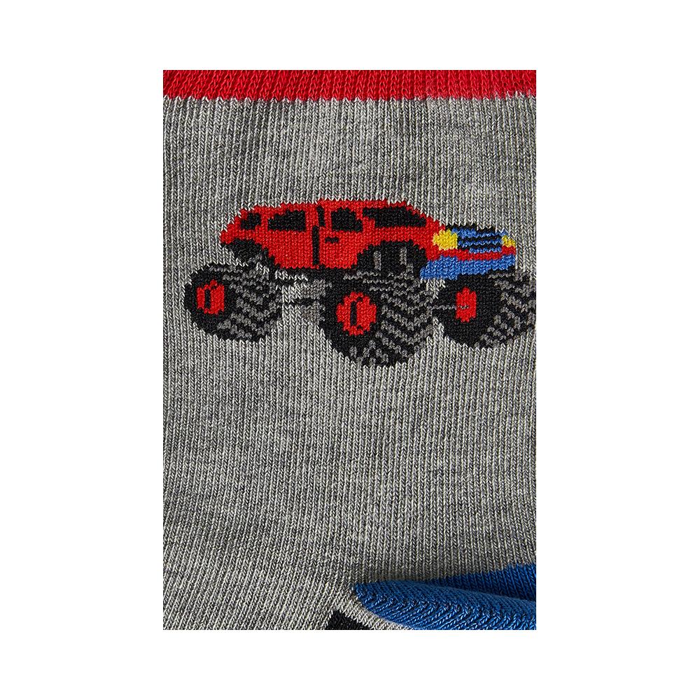 """Vaikų kojinės """"Monster mašina"""" 3"""