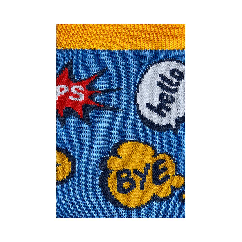 """Vaikų kojinės """"Komiksai boy"""" 3"""