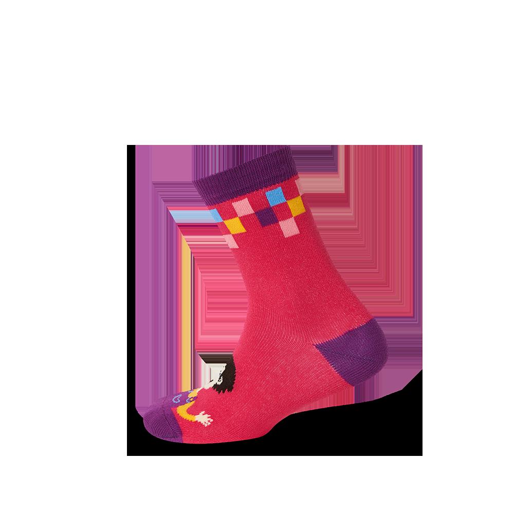 """Vaikų kojinės """"Kakė Makė"""" 1"""
