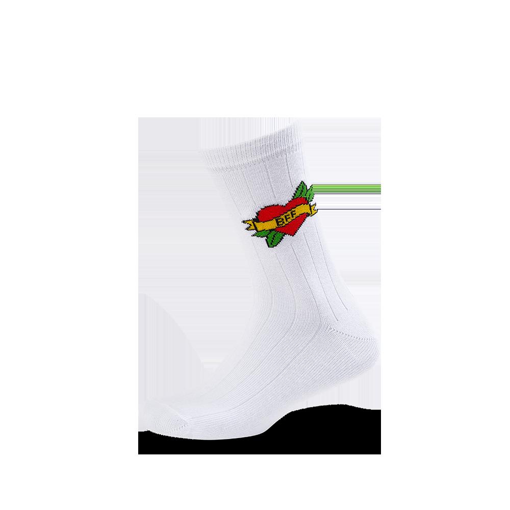 """Vaikų kojinės """"BFF ženklas"""" 1"""
