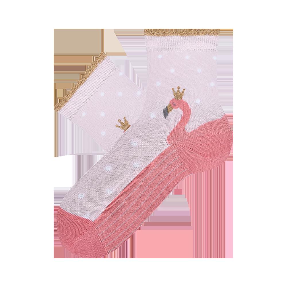 """Vaikų kojinės """"Flamingas"""" 2"""