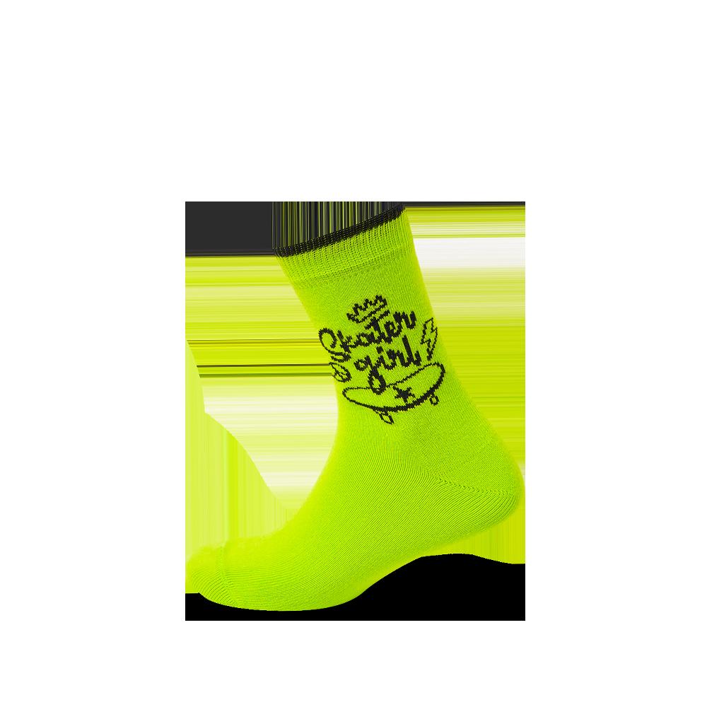 """Vaikų kojinės """"Skater girl"""" 1"""