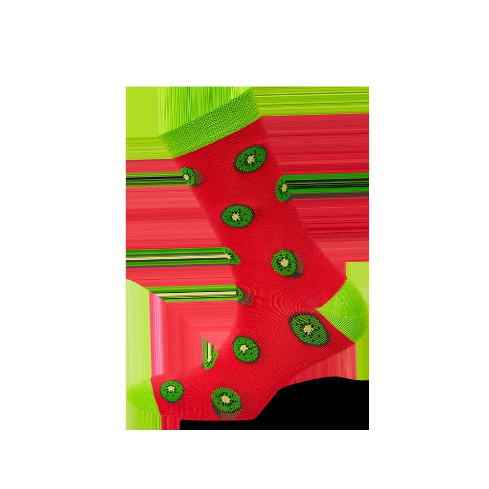 """Moterų kojinės """"Kiviai"""" 1"""