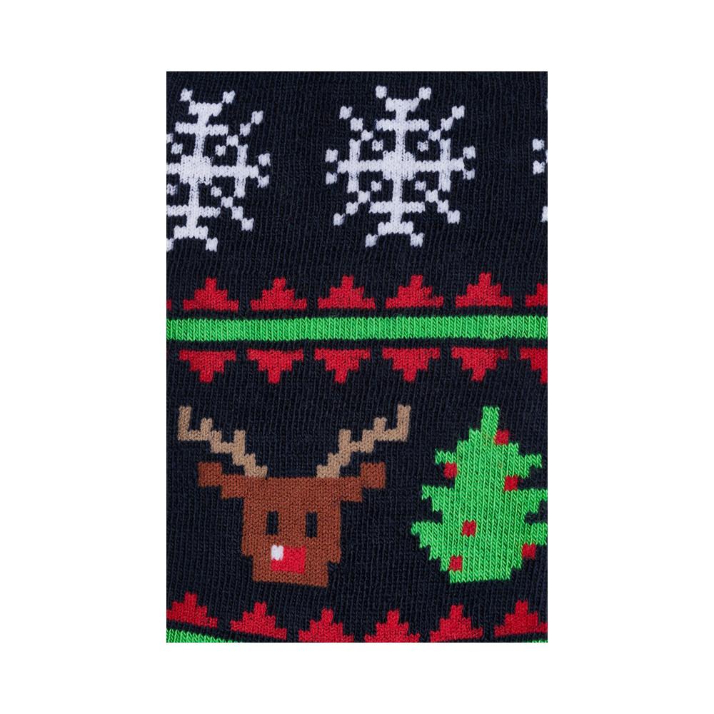 """Moterų kojinės """"Christmas Wool rich"""" 3"""