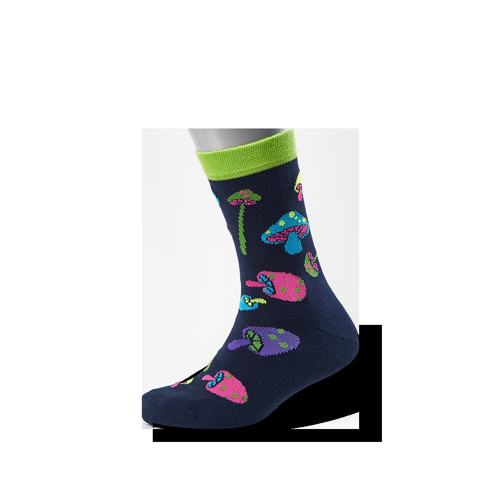 """Vaikų kojinės """"Grybukai"""" 1"""