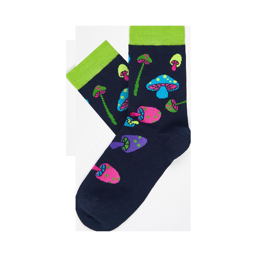 """Vaikų kojinės """"Grybukai"""" 2"""