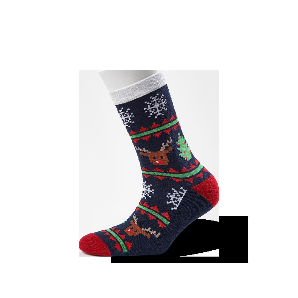 """Moterų kojinės """"Christmas Wool rich"""" 1"""