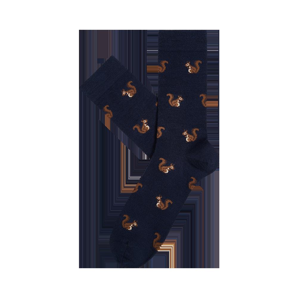"""Vyrų kojinės """"Voverytės"""" 2"""