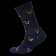 """Vyrų kojinės """"Voverytės"""""""