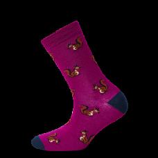 """Kojinės """"Voverytės"""""""