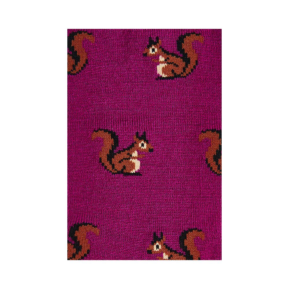 """Moterų kojinės """"Voverytės"""" 3"""