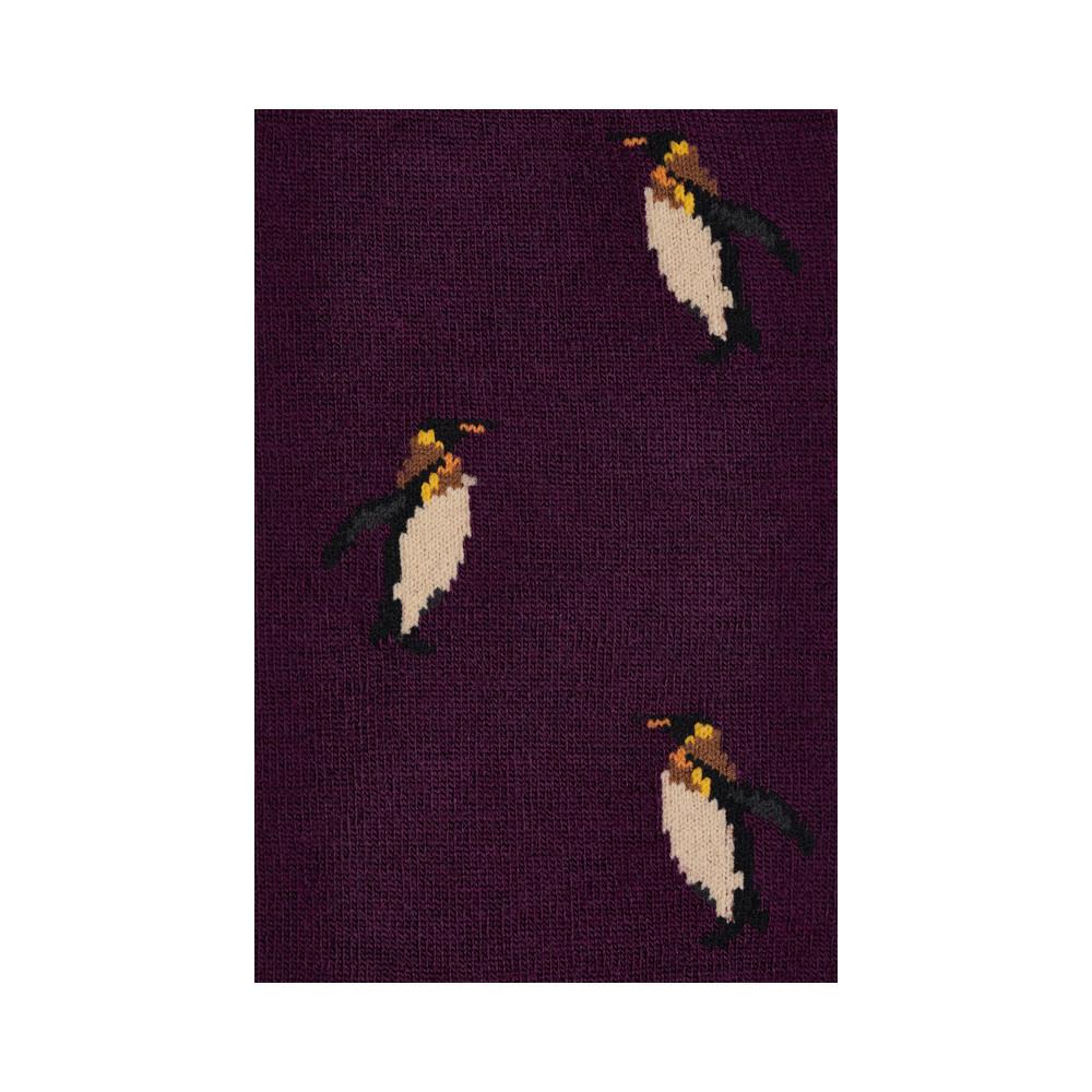 """Vyrų kojinės """"Karališki pingvinai"""" 3"""