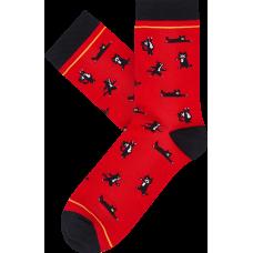 """Moterų kojinės """"Maži katinai"""""""