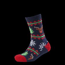 """Vaikų kojinės """"Christmas wool rich"""""""