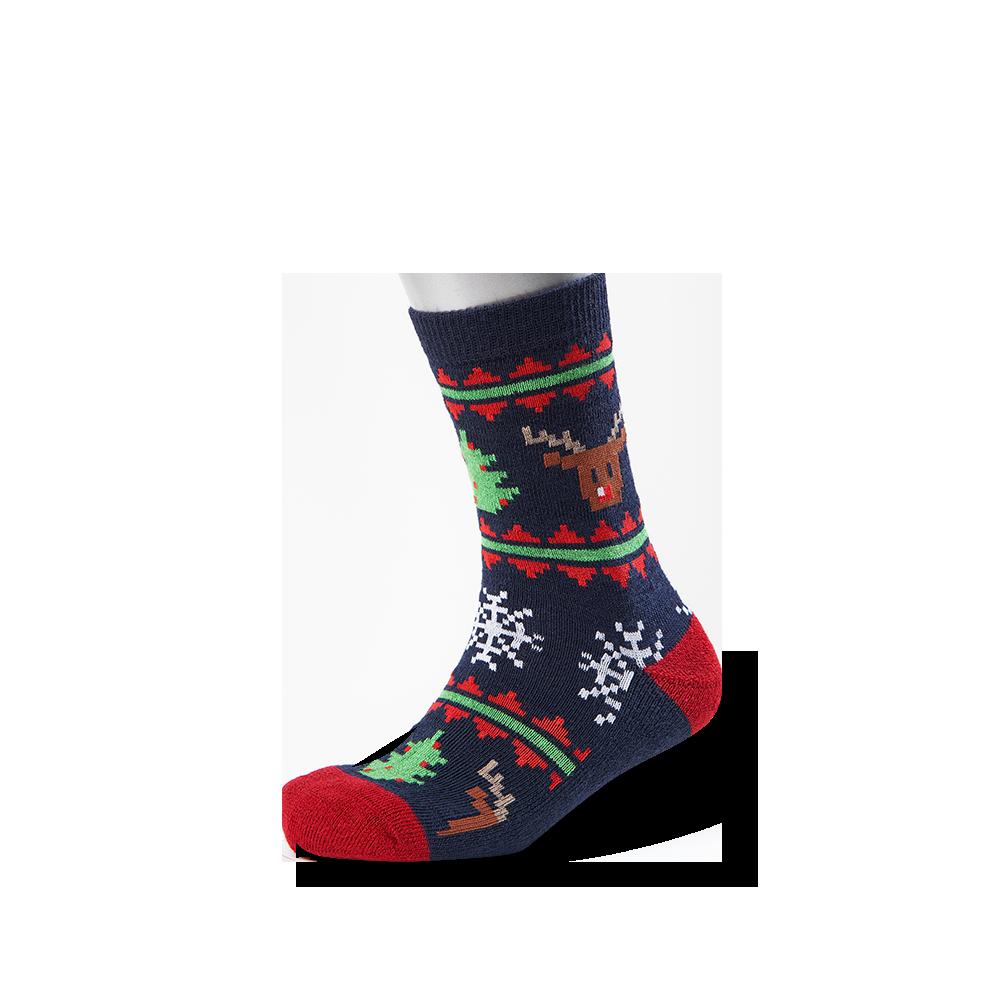 """Vaikų kojinės """"Christmas wool rich"""" 1"""