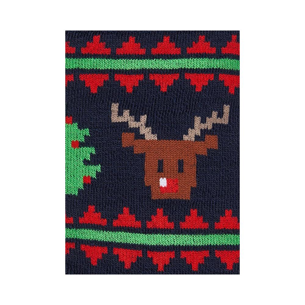 """Vaikų kojinės """"Christmas wool rich"""" 3"""