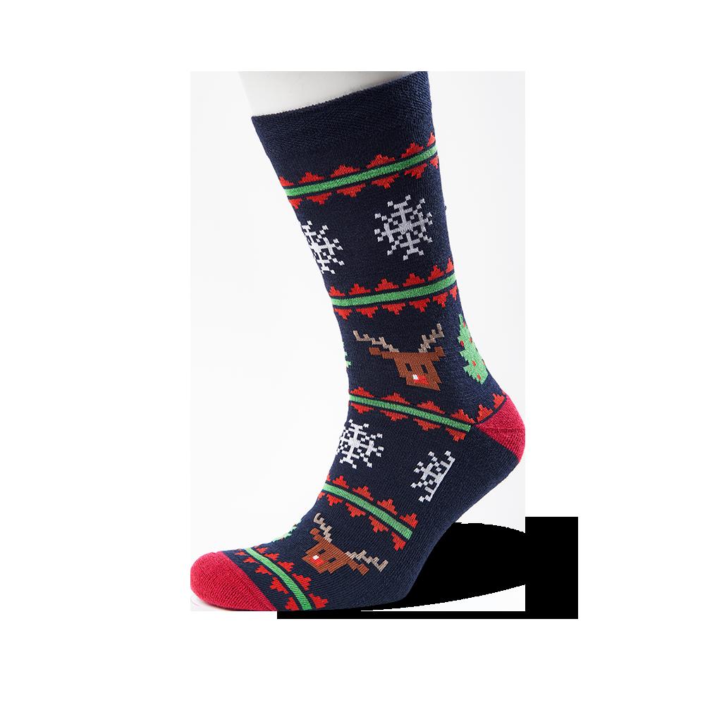 """Vyrų kojinės """"Christmas wool rich"""" 1"""