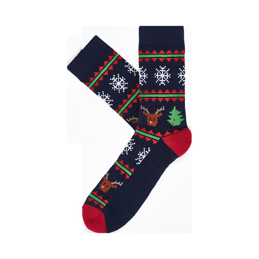 """Vyrų kojinės """"Christmas wool rich"""" 2"""