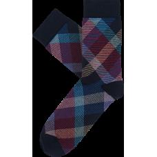 """Vyrų kojinės """"Smulkių juostelių raštas"""""""