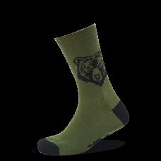 """Vaikų kojinės """"Lokys su pėda"""""""