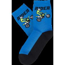 """Vaikų kojinės """"RIDER motociklas"""""""