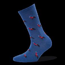 """Moterų kojinės """"Liepsnelės"""""""