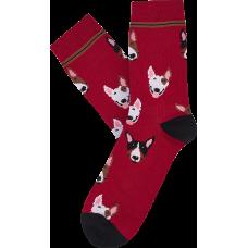 """Moterų kojinės """"Bulterjerai 221"""""""