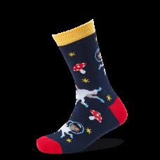 """Vaikų kojinės """"Šungrybiai kosmose"""""""