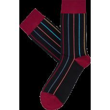"""Vyrų kojinės """"Vertikalios juostelės"""""""