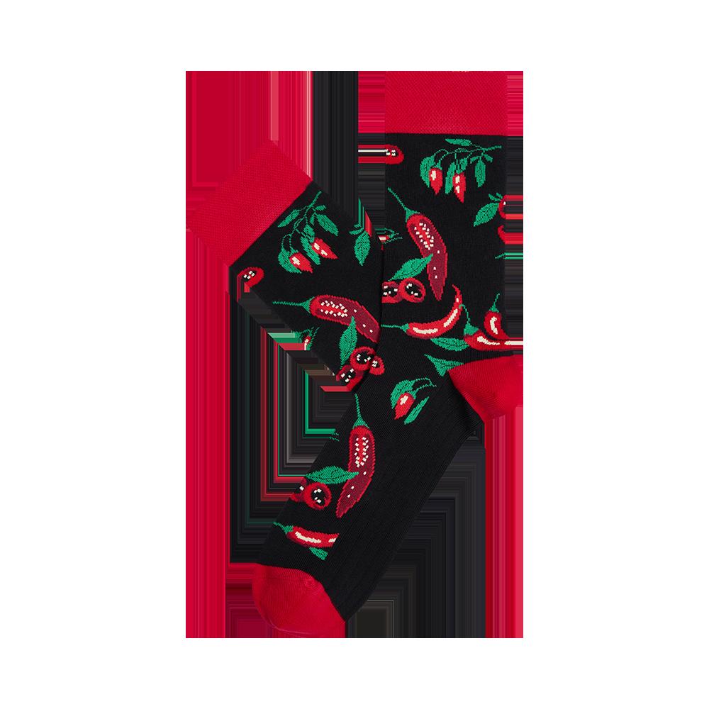 """Kojinės """"Čili perpjauti"""" 1"""