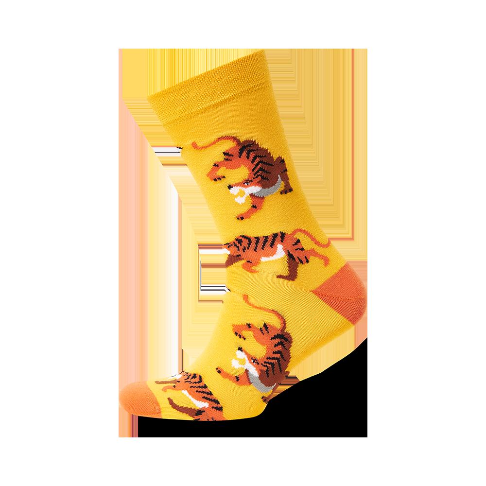 """Vyrų kojinės """"Tigras"""" 1"""