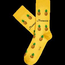 """Kojinės """"Ananasiniai saldainiai"""""""