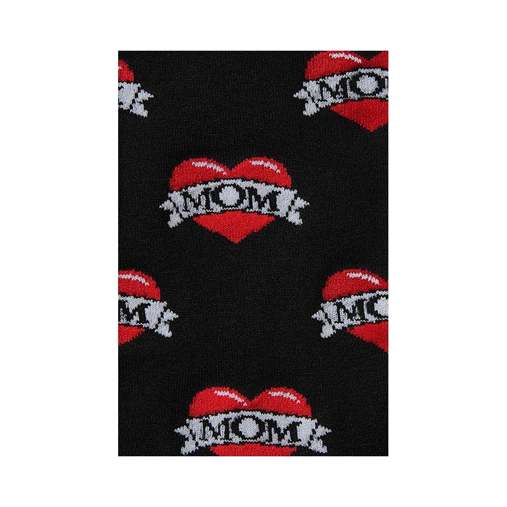 """Moterų kojinės """"Širdelės MOM"""" 3"""