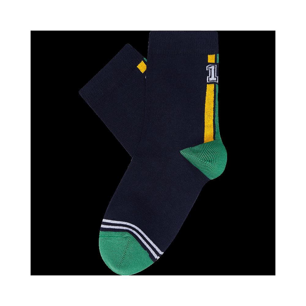 """Vaikų kojinės """"Vėliava LT11"""" 2"""