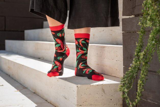 Spalvotų kojinių tendencijos